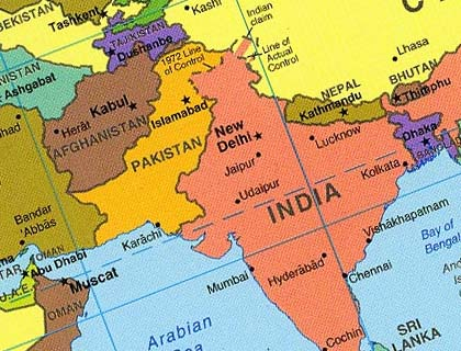 land access to India toward Afghanistan