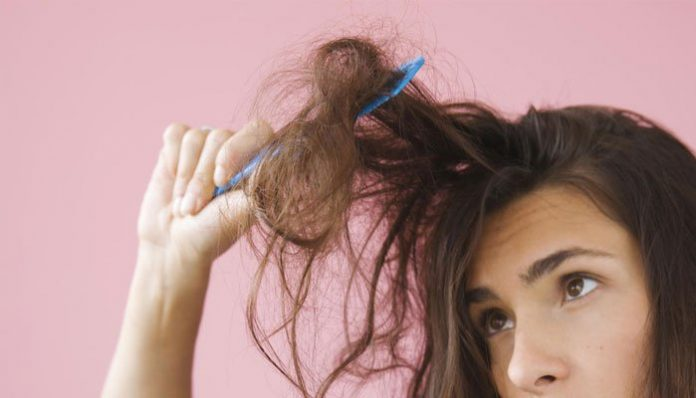 Hair fall prevention